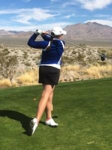 Jess Bradley golfer