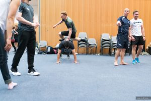 strength and conditioning course