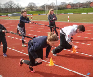 athletics training devon