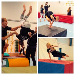 gymnastics culm valley