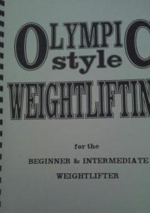 Jim schmitz weightlifting book