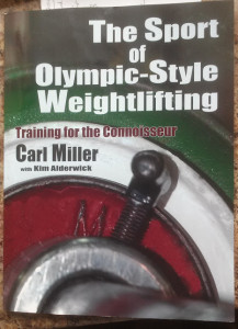 The sport of Olympic-style weightlfting