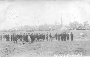 willand sports day 1905