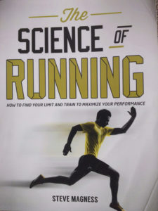 middle distance running book