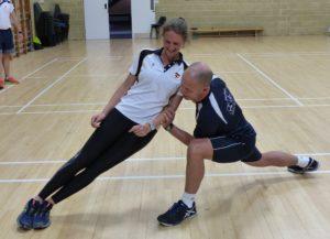 Athletic development workshop