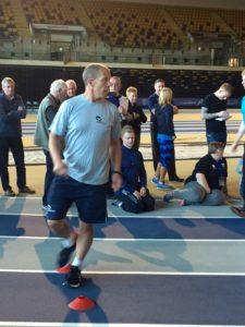 scottish athletics conference