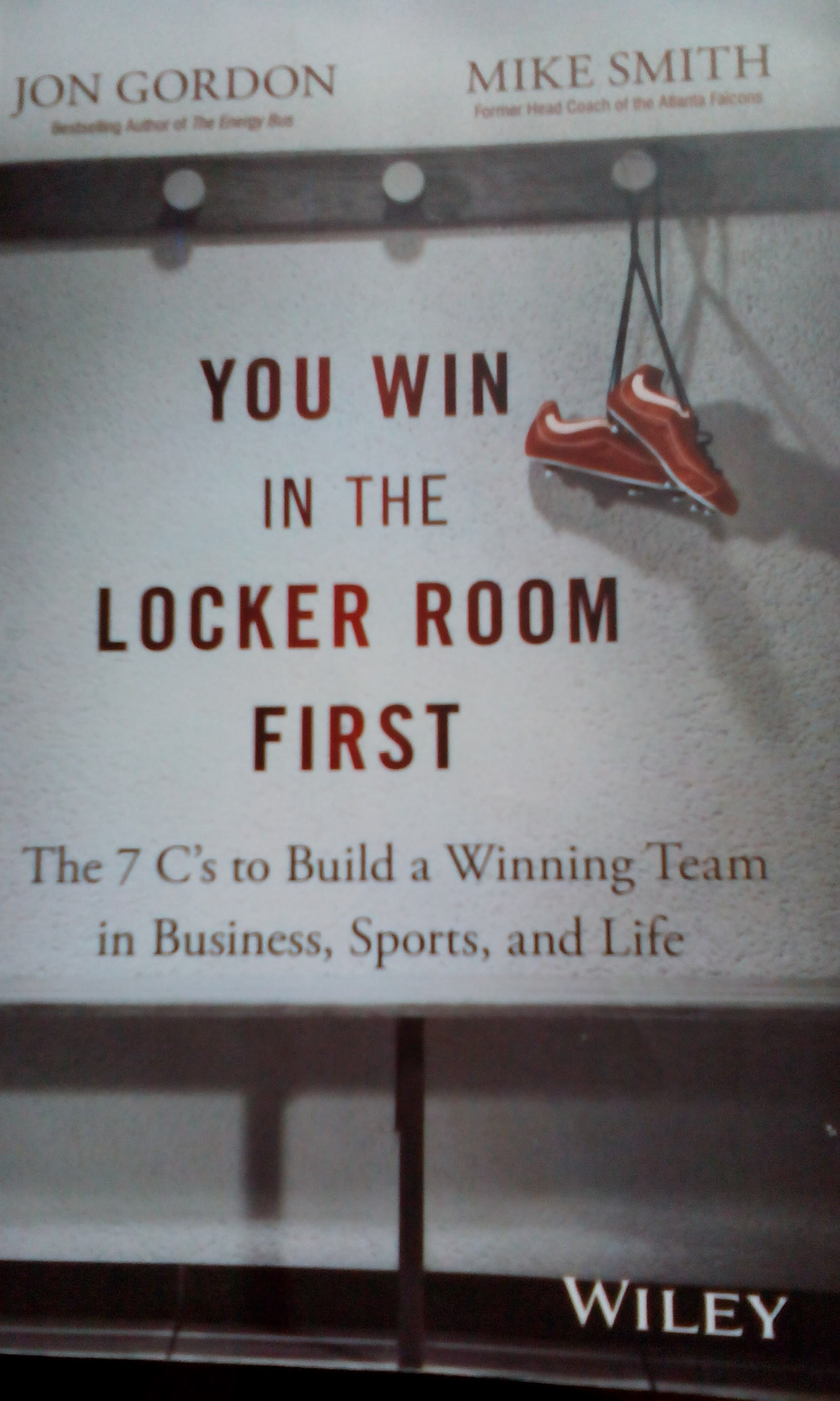 Quotes About You Win First In The Locker Room