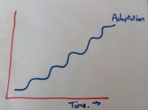 training adaptation curve