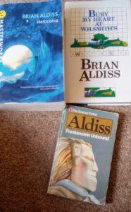Brian Aldiss rip