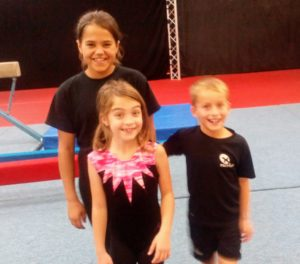 gymnastics wellington