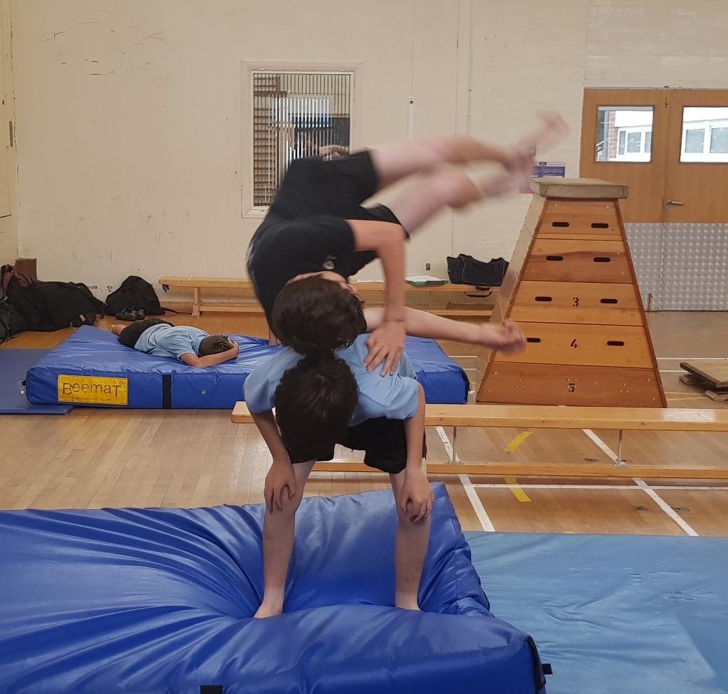 history of educational gymnastics in british schools