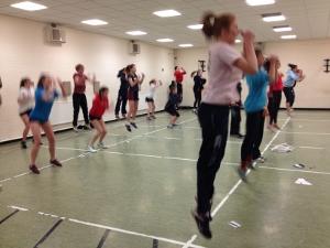 fitness training devon