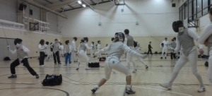 fitness training for fencing