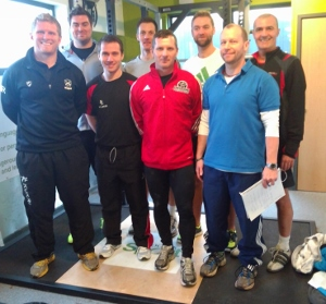 strength and conditioning qualification