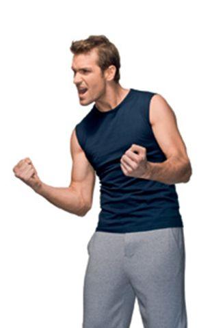 sleeveless t