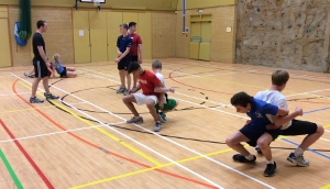 athletic development oxford