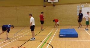 agility for hockey oxford