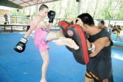 roundhouse kick power