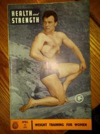 health and strength magazine