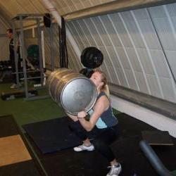pre-season strength test