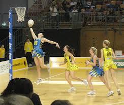 netball agility