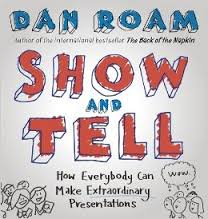 show and tell dan roam review