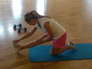 tennis flexibility