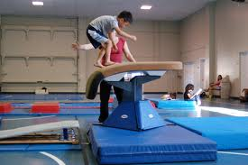 speed training for gymnasts